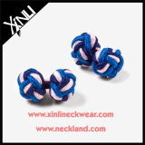 Handcrafted Wholesale Luxury Knot Cufflinks for Men