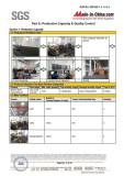 SGS-Production Capaclty & Quallty Control