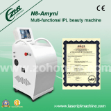 Professional OPT IPL laser for hair removal machine n8
