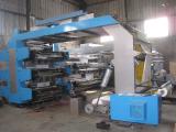 Flexographic printing machine workshop