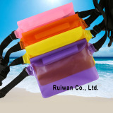 Waist waterproof bag,pvc waterproof bag