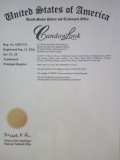 logo certificate USA