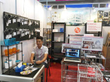 Our Exhibition Booth 16.4F13 At The 120th Canton Fair
