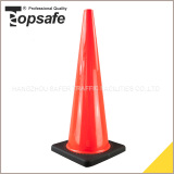 PVC CONE with black