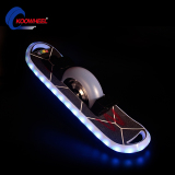10inch self balance scooter electric skateboard with portable speaker one wheel unicycle