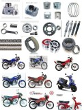Motorcycle engine parts and body parts