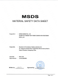 MSDS OF POWER BANK