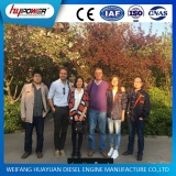 South America Client visit our factory