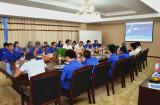 Longsun Group organized the 2015 third-quarter reserve cadres communication forum