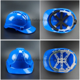 Best Sell Ventilation Shell PE Material Safety Helmet (SH501)