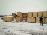 Our goods shipped to North of China working well in Winter