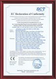Certification for Woodworking Machinery - CE
