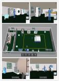 3D Laundry Layout