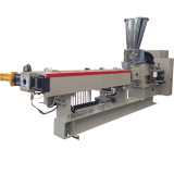 Difference between twin screw extruder with single screw extruders show?