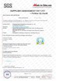 SGS certificates