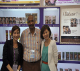 Customer with Shalley Xiong and Marriane Ma-8