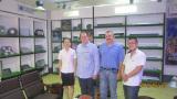 Poland Customer Visting Factory