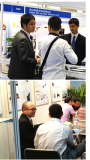 Hexu Microwave featured at IME2013 Shanghai