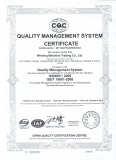 CERTIFICATE ISO9001:2008