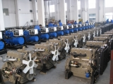 Water Cooled Diesel Generator Production Line