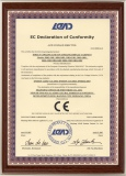 CE Approval for Cooler & Freezer