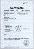 TUV IEC61215 Certificate