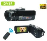 24MP Digital Camera 18X zoom FHD 1080P Camcorder