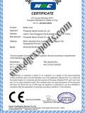neoprene bottle cooler CE certificate