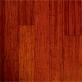 Turkey Red Strand Woven Bamboo Flooring