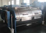 The operation procedures of drum-type/Horizontal type/Industrial washing machine