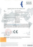 CE certificate for unicycle