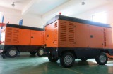 DCY-17/8 Diesel portable air compressor