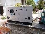 Huihe Gensets Adopted in Government Office