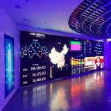 Corridor display