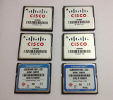 CISCO CompactFlash cards