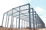 Pre Engineering Steel Structure Frame Building