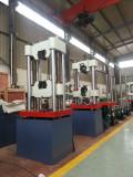WAW-600D Four Columns Computer Control Servo Hydraulic Universal Testing Machine