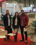 2015 SHANGHAI WOOD EXPO. MEET OLD FRIEND