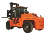12Ton to 35Ton Heavy Forklift with Cummins engine