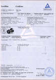 Psw501sf, Mf, St, Mt GS Certificates