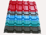 PVC / PMMA, PVC / ASA Coloured Glaze Roof Extrusion Line