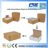 Little Carton+Green Palstic+ Iron Sheet+Big Carton
