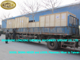 1000L Planetary Mixer and 3000L Sigma Kneader to Taiwan