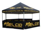 10*10 ft Hexogen Alumnium Foldable Tent for sell