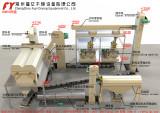 2 sets of DH850 granulation line