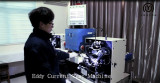 Eddy Current Test Machine
