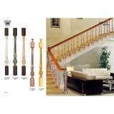Cast Aluminum Stair Balustrade