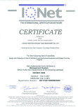 IQnet Certificated