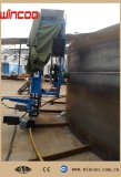 top to bottom welding mamachine