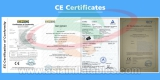 Certificates of Inflatable Water Games, Inflatable Water Park, Inflatable Tent